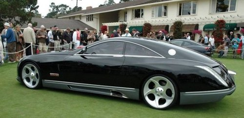 Is A BMW A Foreign Car >> The $8million Maybach Exelero