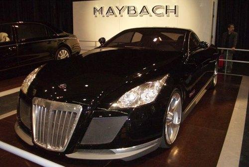 The 8million Maybach Exelero